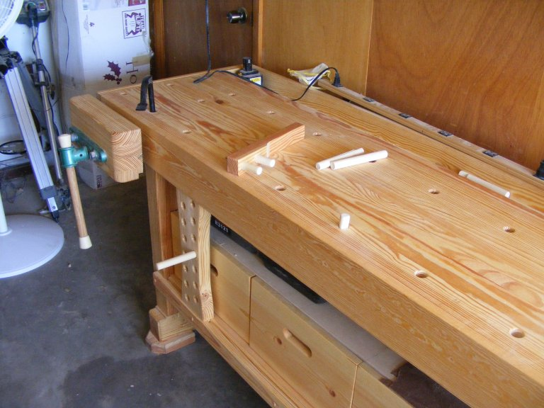 Pdf diy types of traditional woodworking benches download for Types of woodworking