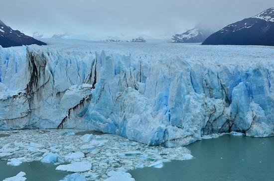 086氷河トレ
