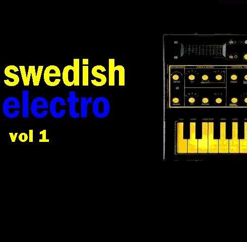swedish electro vol 1