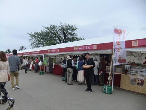 *金沢城公園でのイベント*