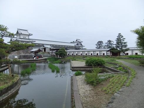 *金沢城公園*