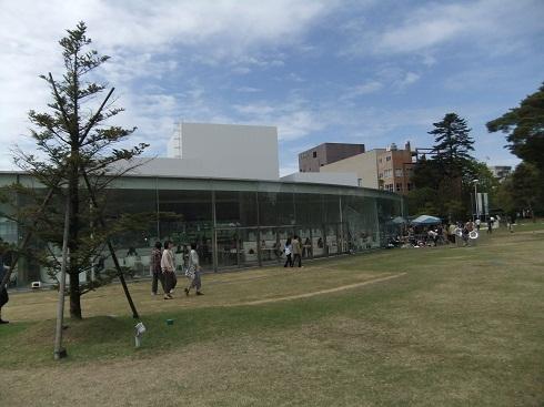 *金沢21世紀美術館*