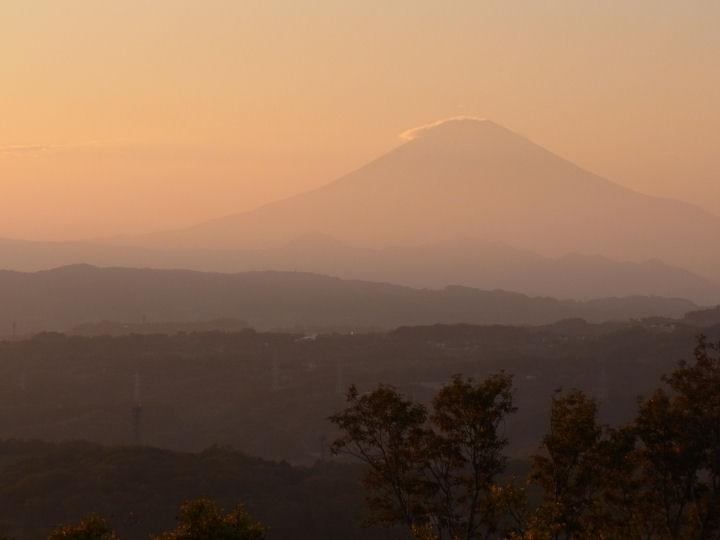 富士山from湘南平s-R0023169