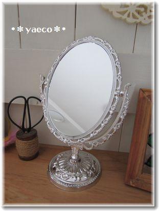 セリア 鏡リメイク