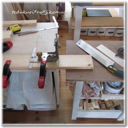 木材の収納4