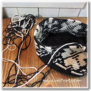 トホホな編み物