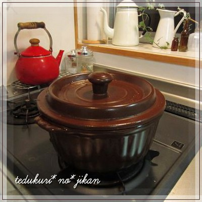 ウォーターリッド鍋
