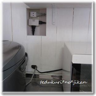 キッチンカウンター 製作途中5