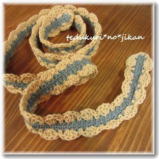 きょうの編み物