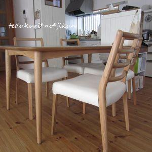 待望のダイニングテーブル5