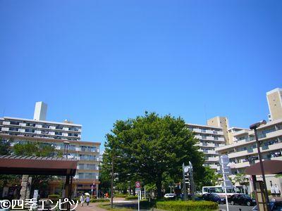 201107 玉川上水駅前