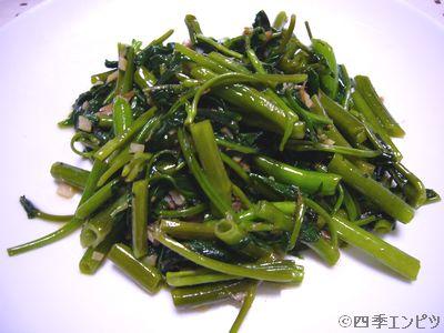 201108 エンサイ 料理