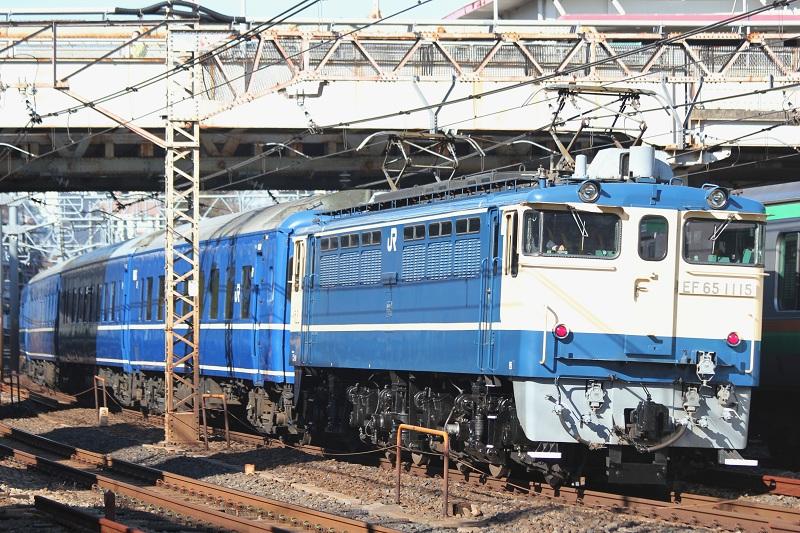EF65-1115 Fuji