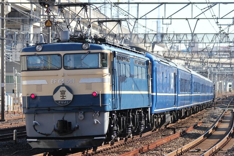 EF65-501 Fuji