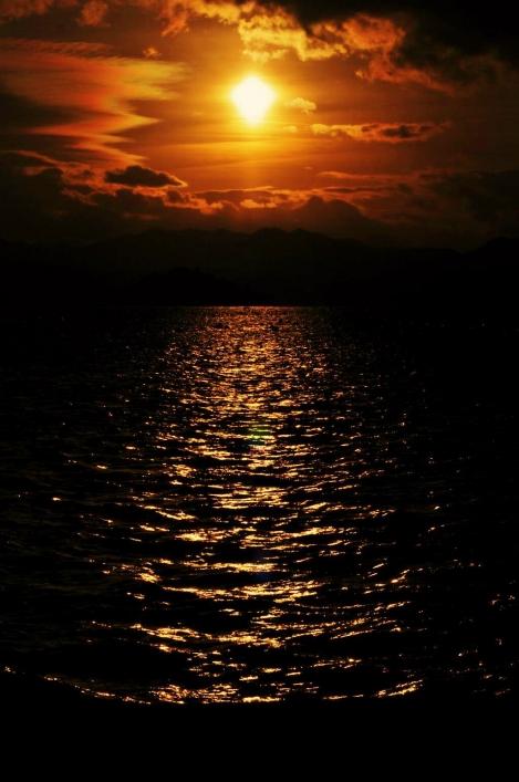 大沢地区 「海よ光れ」
