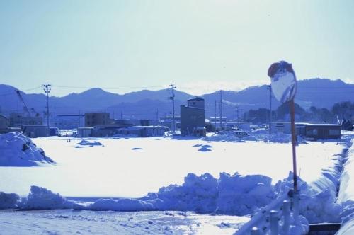 山田 雪かき