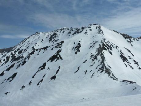浄土山から立山