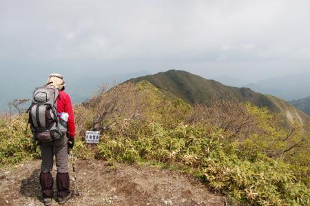 16日留賀岳から