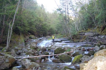 45ナメ滝