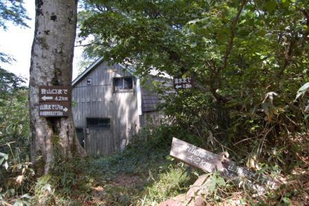 24避難小屋