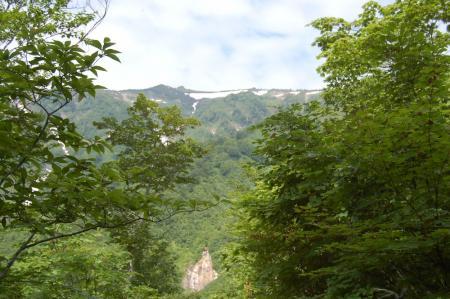 9三つ岩岳