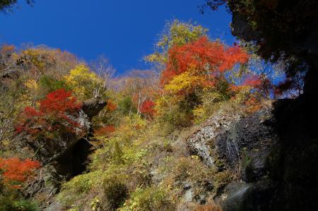 6湯沢源流抱き返しの滝