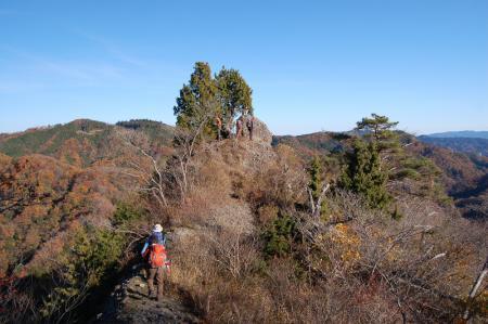 42上山ハイキングコース