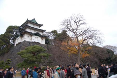 25皇居・富士見鑓
