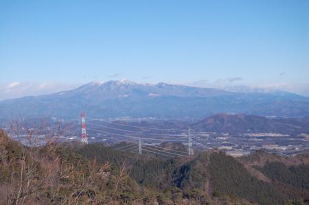 10東稜見晴らし台・高原山