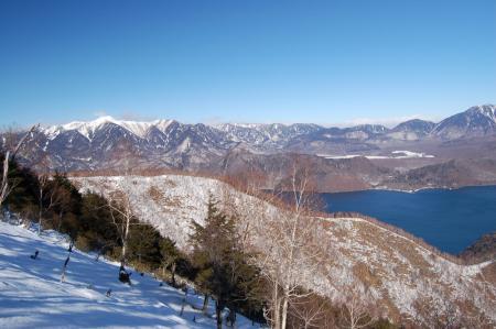 18社山への尾根から
