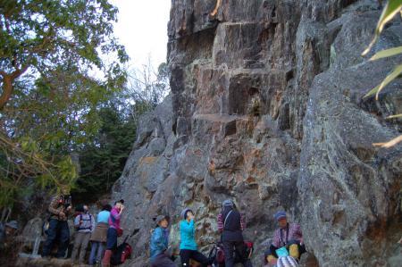 7御岩神社・岩場
