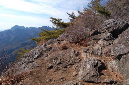 25大岩展望台