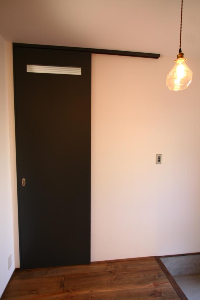 入居前完成写真玄関6