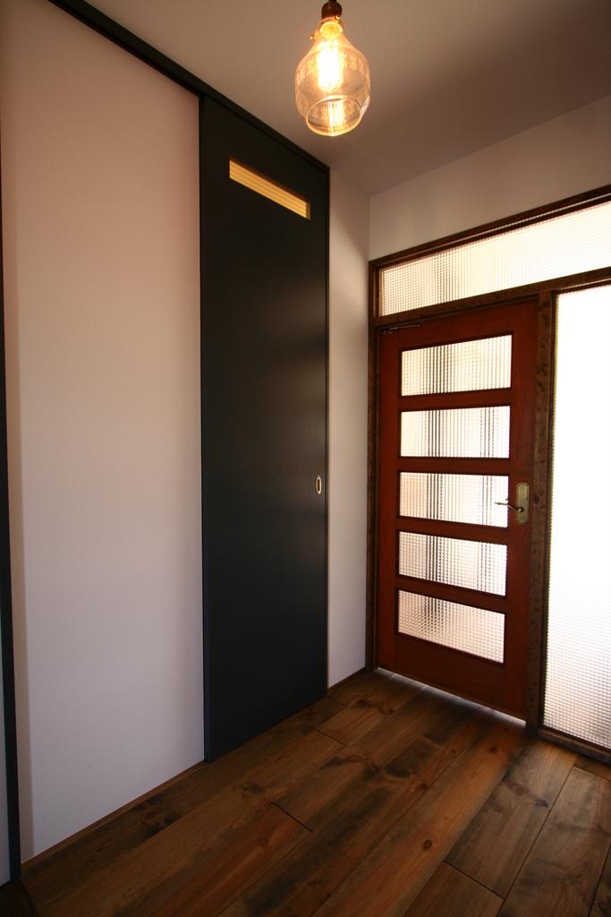 入居前完成写真玄関7