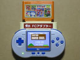 GAMEJOY pokeFAMI DX2
