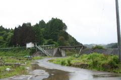 三陸 途切れた橋