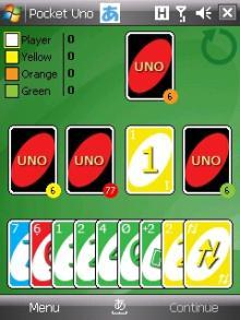 とまの気ままな日記-Pocket Uno