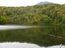 とまの気ままな日記-半月湖