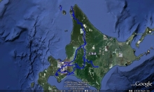 とまの気ままな日記-北海道 全ルート