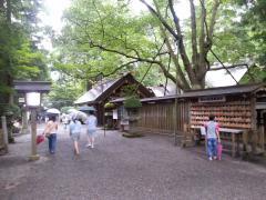 天岩戸神社です