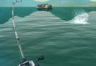 Fish Hunt 世界を釣れ
