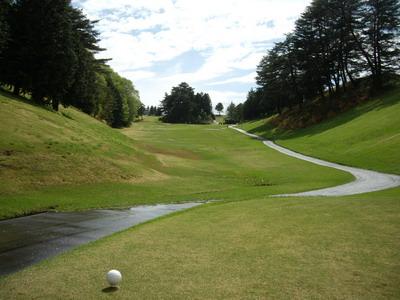 雨上がりゴルフ