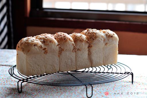 水飴パン1
