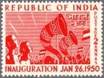 インド共和記念日2アンナ