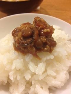 塩麹納豆2