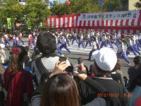 H241021中学生の舞「武田節」