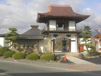 H241124お寺の鐘撞き堂
