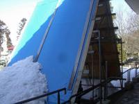 H250228小布施岩松院雪除け