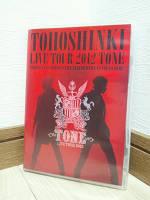東方神起DVD-s