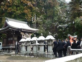 温泉神社まいり1